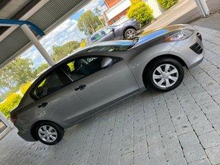 2011 Mazda 3 Neo Silver Sports Automatic Sedan