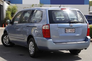 2013 Kia Grand Carnival VQ MY13 S Crystal Blue 6 Speed Sports Automatic Wagon.