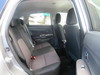 2018 Mitsubishi ASX XC MY18 LS 2WD Grey 1 Speed Constant Variable Wagon