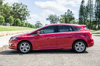 2014 Ford Focus LW MkII Sport Red Candy 5 Speed Manual Hatchback