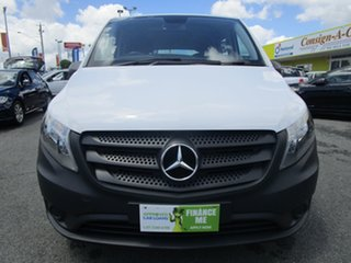 2015 Mercedes-Benz Vito 639 MY14 116CDI SWB White 5 Speed Automatic Van
