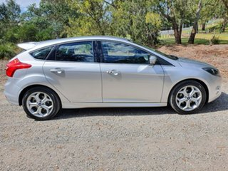2015 Ford Focus LW MkII Sport Silver Sports Automatic Dual Clutch Hatchback.