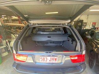 2006 BMW X5 E53 MY06 d Steptronic Metallic Blue 6 Speed Sports Automatic Wagon