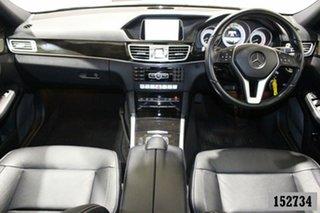 2014 Mercedes-Benz E200 212 MY14 White 7 Speed Automatic Sedan
