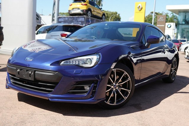 Used Subaru BRZ MY18 Brookvale, 2018 Subaru BRZ MY18 Blue 6 Speed Automatic Coupe