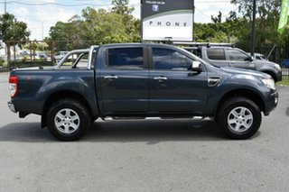 2014 Ford Ranger PX XLT 3.2 (4x4) Grey 6 Speed Automatic Double Cab Pick Up