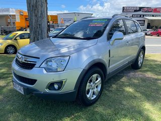 2011 Holden Captiva CG Series II 5 6 Speed Sports Automatic Wagon.