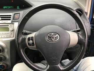 2006 Toyota Yaris NCP91R YRS 5 Speed Manual Hatchback