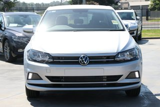 2020 Volkswagen Polo AW MY21 70TSI DSG Trendline Silver 7 Speed Sports Automatic Dual Clutch