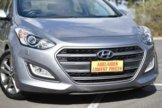 2015 Hyundai i30 GD3 Series II MY16 Premium DCT Silver 7 Speed Sports Automatic Dual Clutch