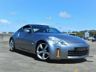 2006 Nissan 350Z Z33 MY06 Touring Grey 5 Speed Sports Automatic Coupe.