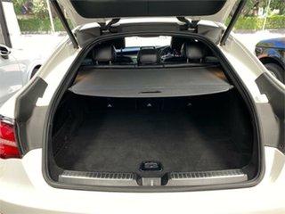 2017 Mercedes-Benz GLC-Class C253 GLC43 AMG White Sports Automatic Wagon