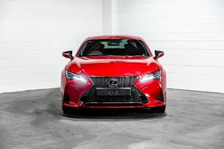 2020 Lexus RC GSC10R RC350 Luxury Red/Black 8 Speed Sports Automatic Coupe