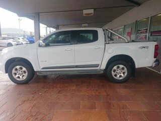 2014 Holden Colorado RG MY14 LTZ (4x4) 6 Speed Automatic Crew Cab Pickup