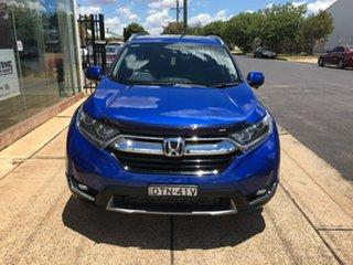 2018 Honda CR-V RW VTi-L Blue Constant Variable.