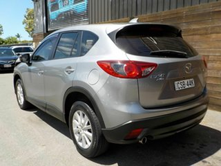 2014 Mazda CX-5 KE1021 MY14 Maxx SKYACTIV-Drive AWD Sport Silver 6 Speed Sports Automatic Wagon