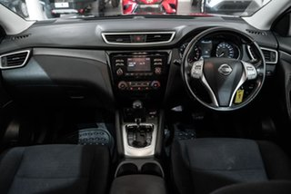 2014 Nissan Qashqai J11 ST Black 1 Speed Constant Variable Wagon.