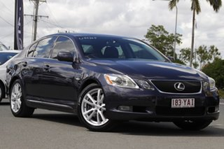 2005 Lexus GS GRS190R GS300 Sports Luxury Twilight 6 Speed Sports Automatic Sedan.