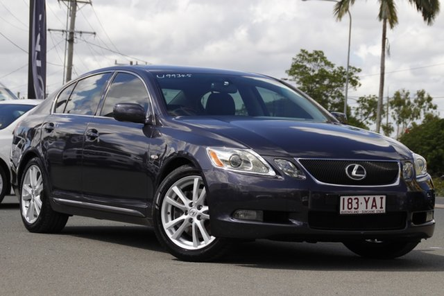 Used Lexus GS GRS190R GS300 Sports Luxury Rocklea, 2005 Lexus GS GRS190R GS300 Sports Luxury Twilight 6 Speed Sports Automatic Sedan