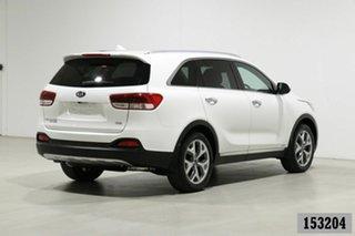 2017 Kia Sorento UM MY17 Platinum (4x4) White 6 Speed Automatic Wagon