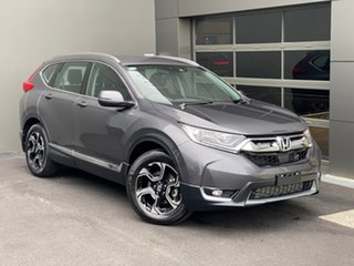 2019 Honda CR-V RW MY19 VTi-S 4WD Grey 1 Speed Constant Variable Wagon.