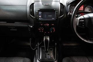 2017 Isuzu D-MAX MY17 SX Crew Cab White 6 Speed Sports Automatic Utility