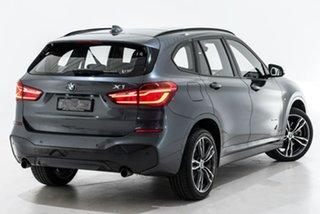 2017 BMW X1 F48 sDrive20i DCT Steptronic Grey 7 Speed Sports Automatic Dual Clutch Wagon.