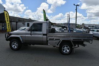 2000 Toyota Landcruiser HZJ79R (4x4) Silver 5 Speed Manual 4x4 Cab Chassis