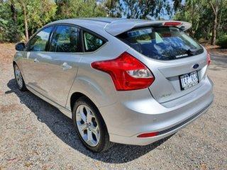 2015 Ford Focus LW MkII Sport Silver Sports Automatic Dual Clutch Hatchback