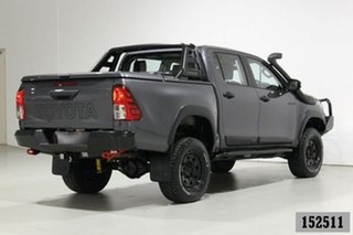 2019 Toyota Hilux GUN126R MY19 Rugged (4x4) Graphite 6 Speed Automatic Double Cab Pick Up