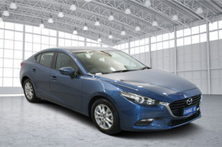 2016 Mazda 3 BM5276 Maxx SKYACTIV-MT Blue 6 Speed Manual Sedan.