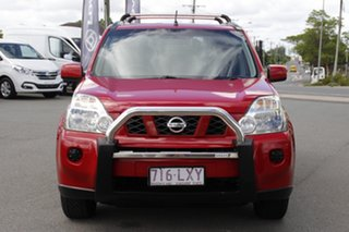 2009 Nissan X-Trail T31 Adventure Burning Red 1 Speed Constant Variable Wagon