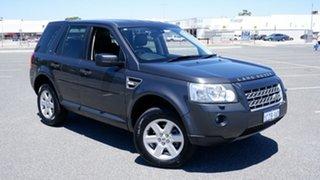 2009 Land Rover Freelander 2 LF 10MY Td4 SE Grey 6 Speed Sports Automatic Wagon.