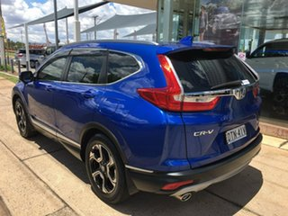 2018 Honda CR-V RW VTi-L Blue Constant Variable