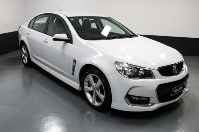 Used Holden Commodore VF II MY16 SV6 Hamilton, 2016 Holden Commodore VF II MY16 SV6 6 Speed Sports Automatic Sedan