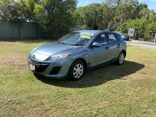 2011 Mazda 3 BL10F2 Neo Activematic Blue 5 Speed Sports Automatic Sedan.