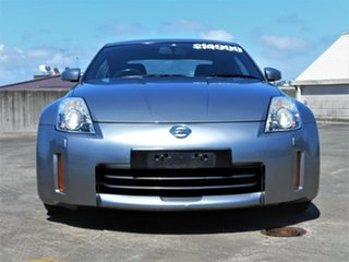 2006 Nissan 350Z Z33 MY06 Touring Grey 5 Speed Sports Automatic Coupe