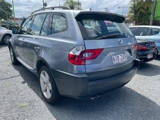 2004 BMW X3 E83 2.5I Grey 5 Speed Auto Steptronic Wagon.