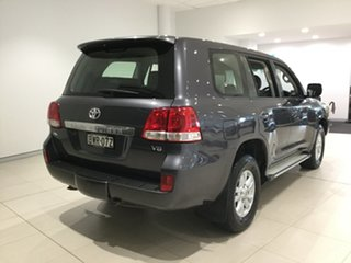 2011 Toyota Landcruiser VDJ200R MY10 GXL Grey 6 Speed Sports Automatic Wagon.