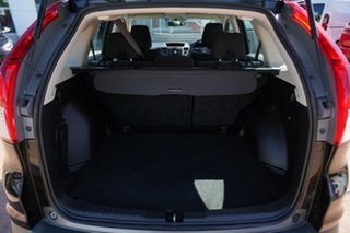 2012 Honda CR-V 30 VTi (4x2) Black 6 Speed Manual Wagon