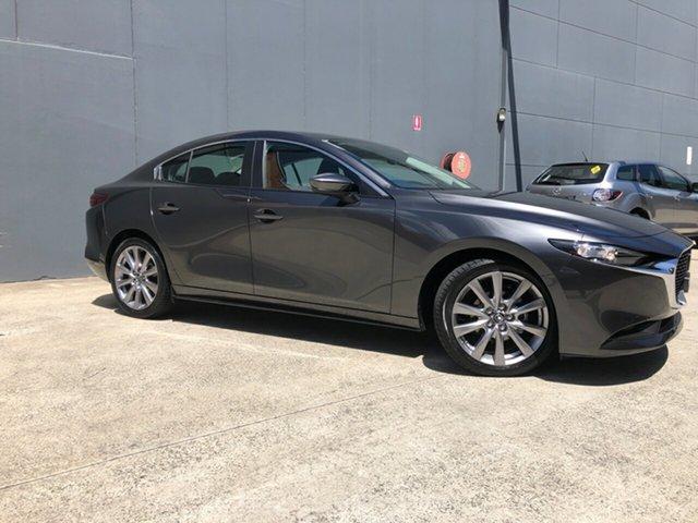 New Mazda 3 BP2S7A G20 SKYACTIV-Drive Evolve Alexandria, 2020 Mazda 3 BP2S7A G20 SKYACTIV-Drive Evolve Machine Grey 6 Speed Sports Automatic Sedan