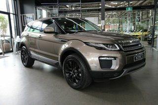 2017 Land Rover Range Rover Evoque L538 MY18 TD4 150 SE Bronze 9 Speed Sports Automatic Wagon.