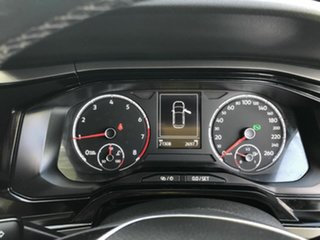 2020 Volkswagen Polo 85TSI  Comfortline White Automatic Hatchback