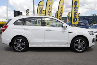 2016 Holden Captiva CG MY16 LTZ AWD Summit White 6 Speed Sports Automatic Wagon