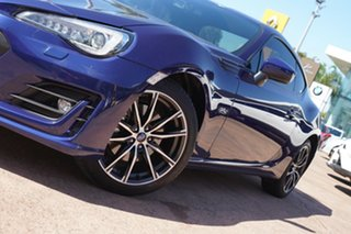 2018 Subaru BRZ MY18 Blue 6 Speed Automatic Coupe.