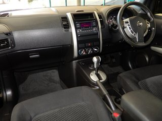 2013 Nissan X-Trail T31 Series 5 ST (FWD) Black Continuous Variable Wagon.