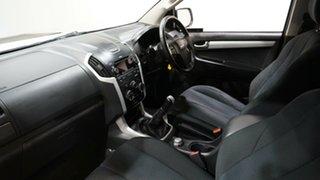 2016 Isuzu D-MAX MY15.5 LS-M Crew Cab Splash White 5 Speed Manual Utility