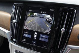 2016 Volvo S90 P Series MY17 D5 Geartronic AWD Inscription Grey 8 Speed Sports Automatic Sedan