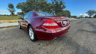 2006 Mercedes-Benz SL-Class R230 MY06 SL350 Red 7 Speed Automatic Roadster