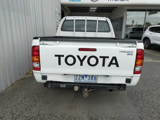 2009 Toyota Hilux GGN15R MY09 SR 4x2 5 Speed Automatic Cab Chassis